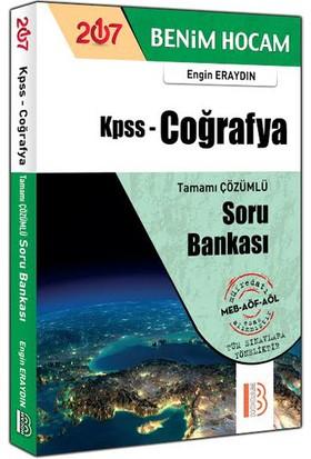Benim Hocam Yayınları Kpss 2017 Coğrafya Tamamı Çözümlü Soru Bankası