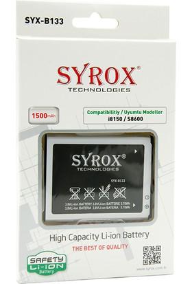 Syrox Samsung İ8150/S8600 Batarya