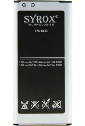 Syrox Samsung S5 Mini Batarya