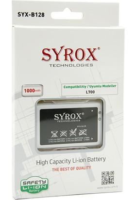 Syrox Samsung L700 Batarya