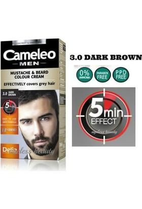 Cameleo Men Mustache&Beard Colur Cream 3,0