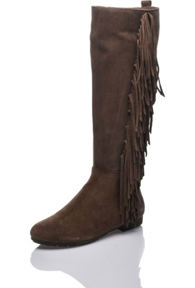 Bueno H1700 Kahverengi Klasik Çizme