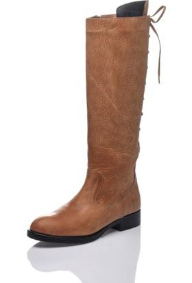 Bueno H702 Taba Klasik Çizme