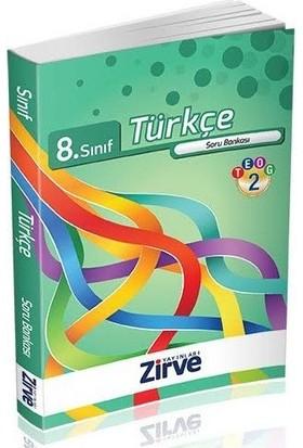 8. Sınıf Türkçe Soru Bankası Teog-2