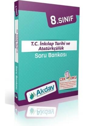 Akday 8.Sınıf T.C.İnkılap Tarihi Ve Atatürkçülük Soru Bankası Teog-2