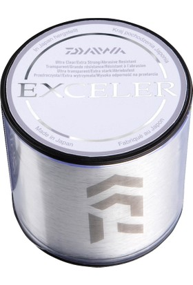 Daiwa Exceler Monofilament Bobin Misina 0,40 Mm 700 M / Şeffaf