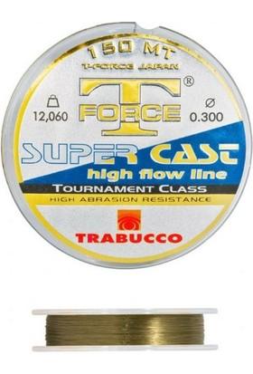 Trabucco Tour Super Cast Misina 0,30 Mm 150 M