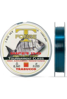 Trabucco Tournament Super İso 300 Mt Misina 0,25 Mm 300 M
