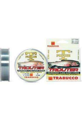 Trabucco Tf Trouter Misina 0,14 Mm 150 M