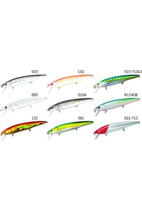 Strike Pro Eg-063 F Flash Minnow Suni Yem 402A 8,5 Cm / 8,6 Gr