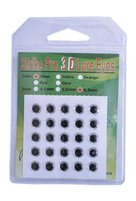 Strike Pro 3D Eyes Orange Rs50