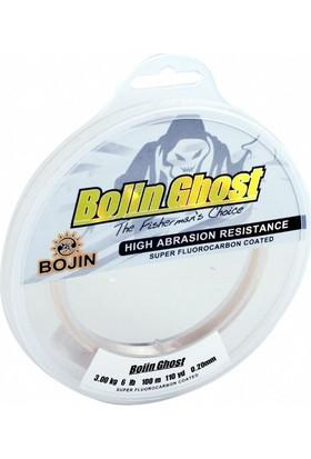 Bojin Ghost Fluorocarbon Misina 0,40 Mm / 25 Lb 100 M