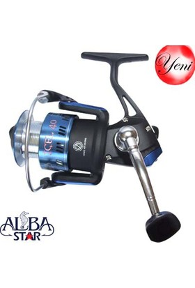 Alba Star İçel Olta Makinesi 40