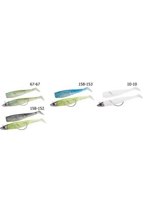 Delalande Swatshad Silikon Balık 158/153 20 Gr