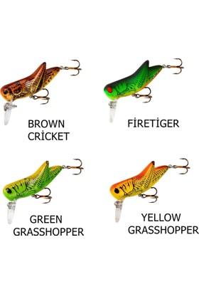 Rebel Big Hopper Büyük Çekirge Suni Yem G.Grasshopper