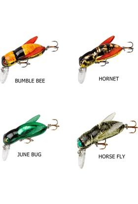 Rebel Bumble Bug Arı - Sinek Suni Yem June Bug