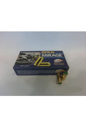 Gold Mirage 9Mm Kuru Sıkı Ses Mermisi