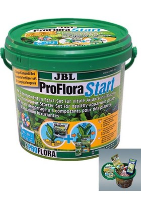 Jbl Proflora Start Set 3 Kg
