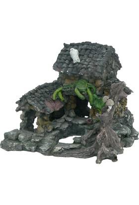 Chicos-Dekor Akvaryum Ev (26X25X22)