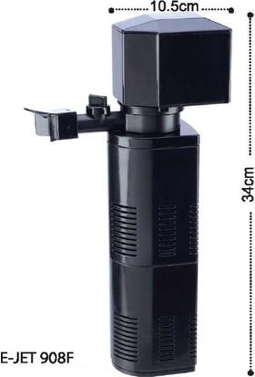 Jet İç Filtre 1400 L/H