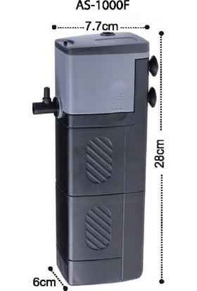 Astro 1000 F İç Filtre 1000 L/H