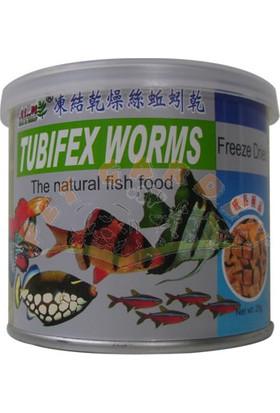 Aim Tubifex Worms 25 gr