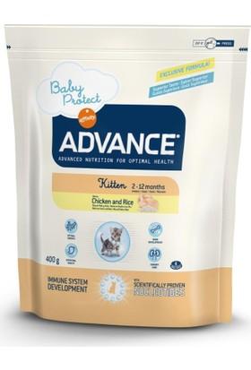 Advance Cat Kitten Chicken & Rice Kedi Maması 400 Gr