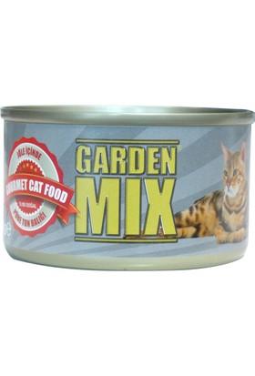 Garden Mix Püre Ton Balığı 85 Gr Mama