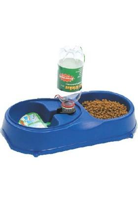 Percell Kedi Köpek İkili Mama Su Kabı 300 ml - 2500 ml