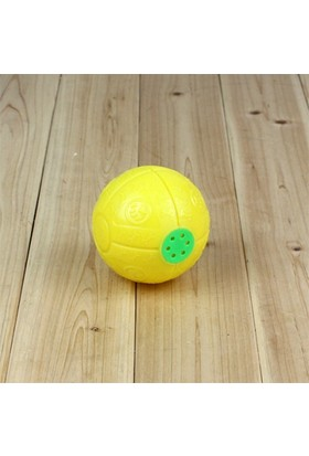 Bobo Çıngıraklı Plastik Top (10'lu)