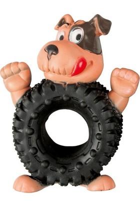 Wonpet Vinil Tekerlek Köpek Kırmızı Dilli 13 Cm