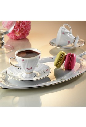 Arte Bianco Duru Kahve Takımı