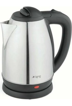 King K-569 Çelik Kettle