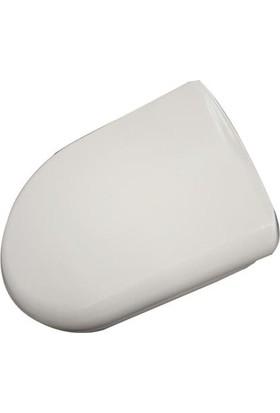 Serel Spıl Droplast Klozet Kapağı Beyaz 2006001002