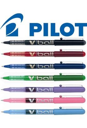 Pilot V-Ball 1.0 - Kırmızı