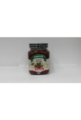 Ganik Çorum'Dan Özel Organik Kızılcık Marmelatı 350 Gr