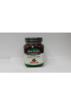 Ganik Çorum'Dan Özel Şekersiz Kızılcık Marmelatı 350 Gr