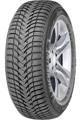 Michelin 175/65 R14 Tl 82T Alpin A4 Grnx Binek Kış Lastiği (Üretim Tarihi:2014)
