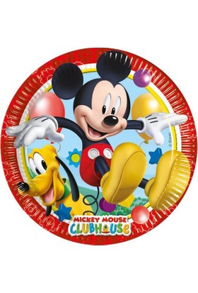 Disney Playful Mıckey Tabak
