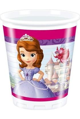 Disney Prenses Sofia Bardak ( 8 Adet)