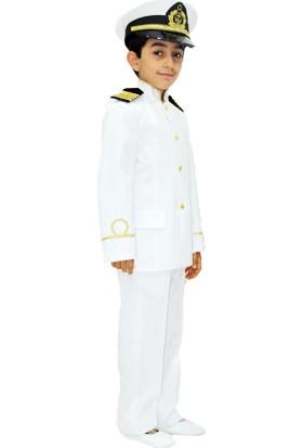 Hkostüm Kaptan Kostümü