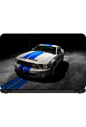 15.6 INC Notebook Sticker Ford Mustang Shelby
