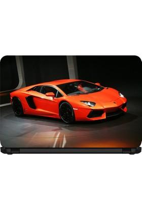 15.6 INC Notebook Sticker Lamborghini Aventador