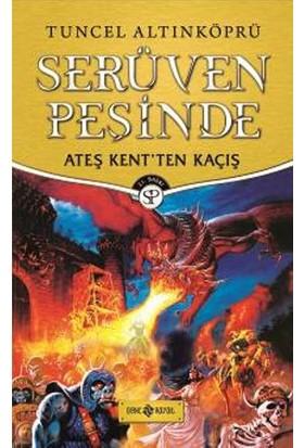 Serüven Peşinde 2: Ateş Kent'ten Kaçış - Tuncel Altınköprü