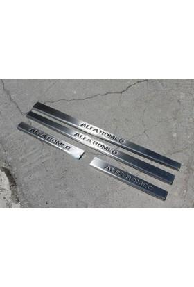Omsa 0101091 ALFA ROMEO 147 Kapı Eşiği 4 Parça Çelik Çelik 2001-2010 4 Parça