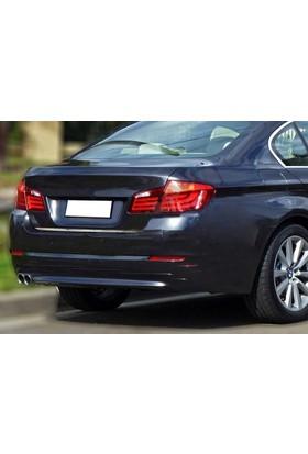 Omsa 1218052 BMW 5 Serisi F10 Bagaj Alt Çıta Çelik 2010 Ve Sonrası Modeller İçin