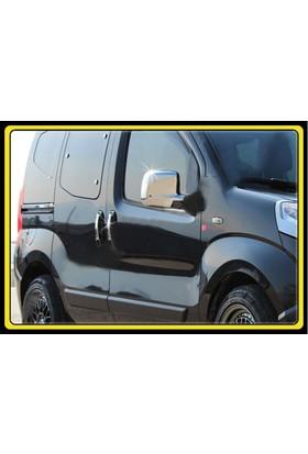 Omsa 2521112 FIAT FIORINO Ayna Kapağı ABS Plastik- 2008 ve Sonrası 2 Parça