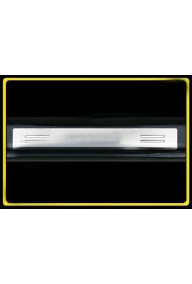 Omsa 6111091 RENAULT SCENIC II Kapı Eşiği 2005 - 2009 Arası 4 Parça