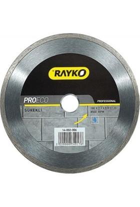 Rayko Elmas Testere 180*2,2*5*22,2 Sureklı Proeco