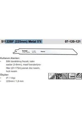 Rayko Tılkı Kuy.Bıc. S1122Bf (225Mm) Metal 5'Lı